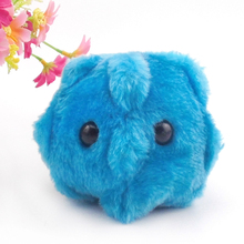 Free shipping Bacteria plush toys cold germs plush toys high-quality
