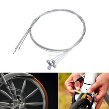 Buy 5Pcs Stainless Bicycle Cables Housing Road Bike MTB Gear Bicycle Brake Line Shift Shifter Core Inner Cable Wire Sets JUN13 for $1.32 in AliExpress store