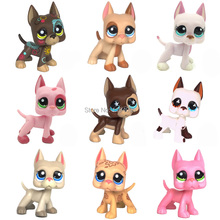 LPS GREAT DANE rare old styles dog animal pets toys