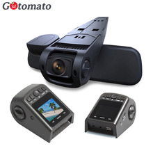 Gotomato Mini Car DVR Recorder Camera Novatek 96650 Chip AR0330 A118C Dashcam Video Camcorder 1080P Car Black Box B40