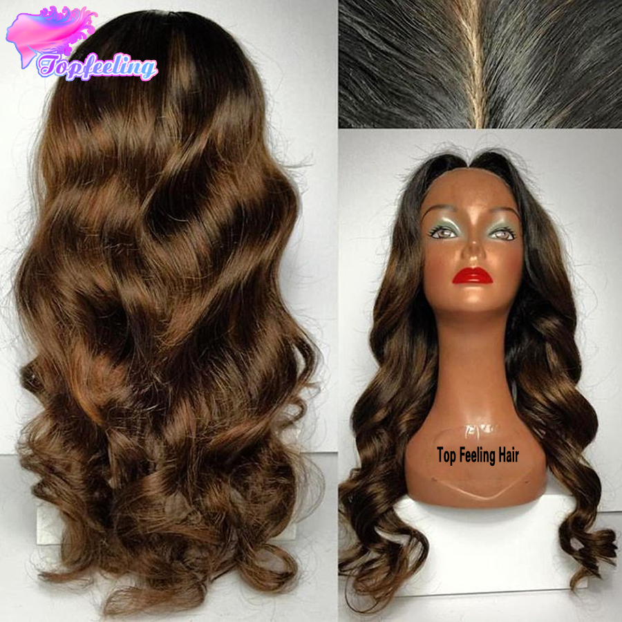 Ombre Full Lace Wig Body Wave Ombre Full Lace Human Hair Wigs For Black Women Brazilian Lace Front Human Hair Wig Ombre Lace Wig<br><br>Aliexpress