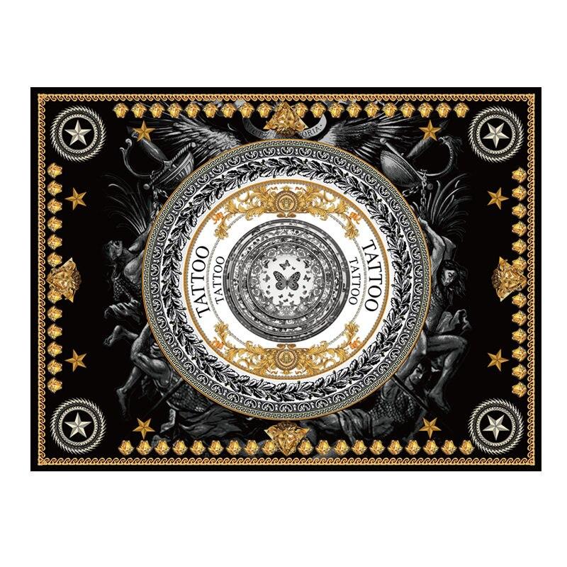 baroque european style large bathroom rugs 1pcs antislip bath carpet floor mat for home