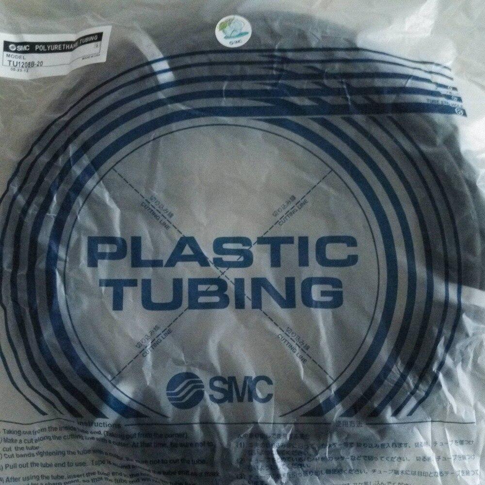 TU1208B-20 SMC Air hose air pipe plastic tubing pneumatic component  TU series<br>