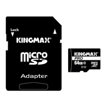 KingMax Micro SD Card Memory Card 64GB UHS-I 32GB 16GB 8GB 4GB Class 10 Memory Card Ultra High Speed Real Capacity Send Adapter(China)