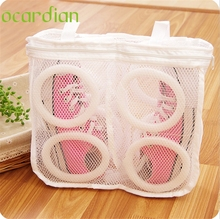 Ocardian shoes bag 2017 Fashion Portable Mesh Laundry Shoes Bags Collection Organizer Bags Dry Washing Shoe Organizer*20 GIFT