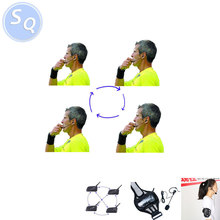 4 Referees Talk same time Football Referee Judger Arbitration Walkie Talkie Football Coach Referee Earhook Earphone