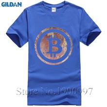 Buy Bitcoin New Fashion Man T-Shirt Cotton O Neck Mens Short Sleeve Mens tshirt Male Tops Tees Wholesale2017 Fashion Short Sleeve for $11.69 in AliExpress store