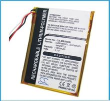 Wholesale MP3,MP4,PMP Battery For OLYMPUS mrobe MR-5001,MR-500i (P/N ASPMK001,MH29722 ) Free Shipping