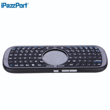 RF 2.4G QWERTY keyboard support Multi language brand quality Keyboard Remote Controller Rechargeable Keyboard for Smart TV Box