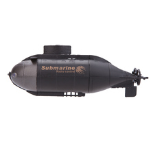 777-216 Mini Remote Control RC Racing Submarine Boat Toys with 40MHz RC Transmitter(China)