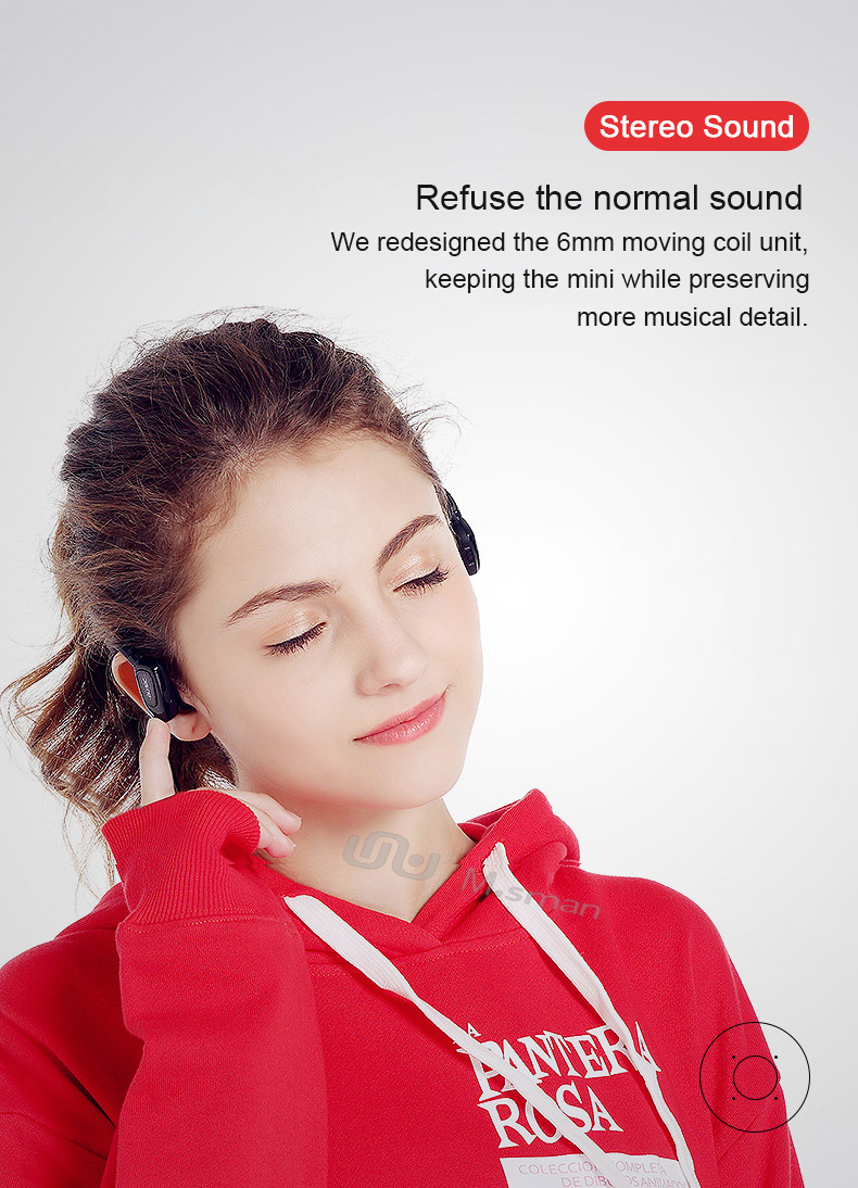 2018 high quality Bluetooth music Headphone with Mic Wireless Headset Stereo Sports Running Earphones for iPhone/xiaomi/samsung