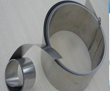 stainless steel foil 0.1mm 0.01mm 0.02mm 0.03mm 0.04mm 0.05mm 0.15mm 0.2mm 0.10mm 0.20mm thickness sheet strip pure shim roll(China)