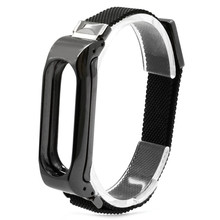 Buy Stainless Steel Strap Bracelet Milanese Magnetic Loop Xiaomi Miband 2 Aug16 Professional Factory Price Drop for $8.10 in AliExpress store