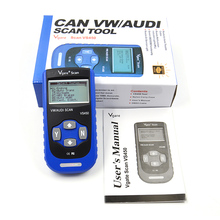 Vgate VS450 CAN OBDII Scan Tool For Audi VAG Com for VW Car OBD2 Scanner Automotive Diagnostic For Jetta GTI