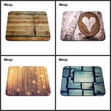 Mairuige Customized Mouse Pad Funny Woods Scenery Computer Notebook Rectangle Rubber Anti-slip Mouse Mat As A Gift(China)