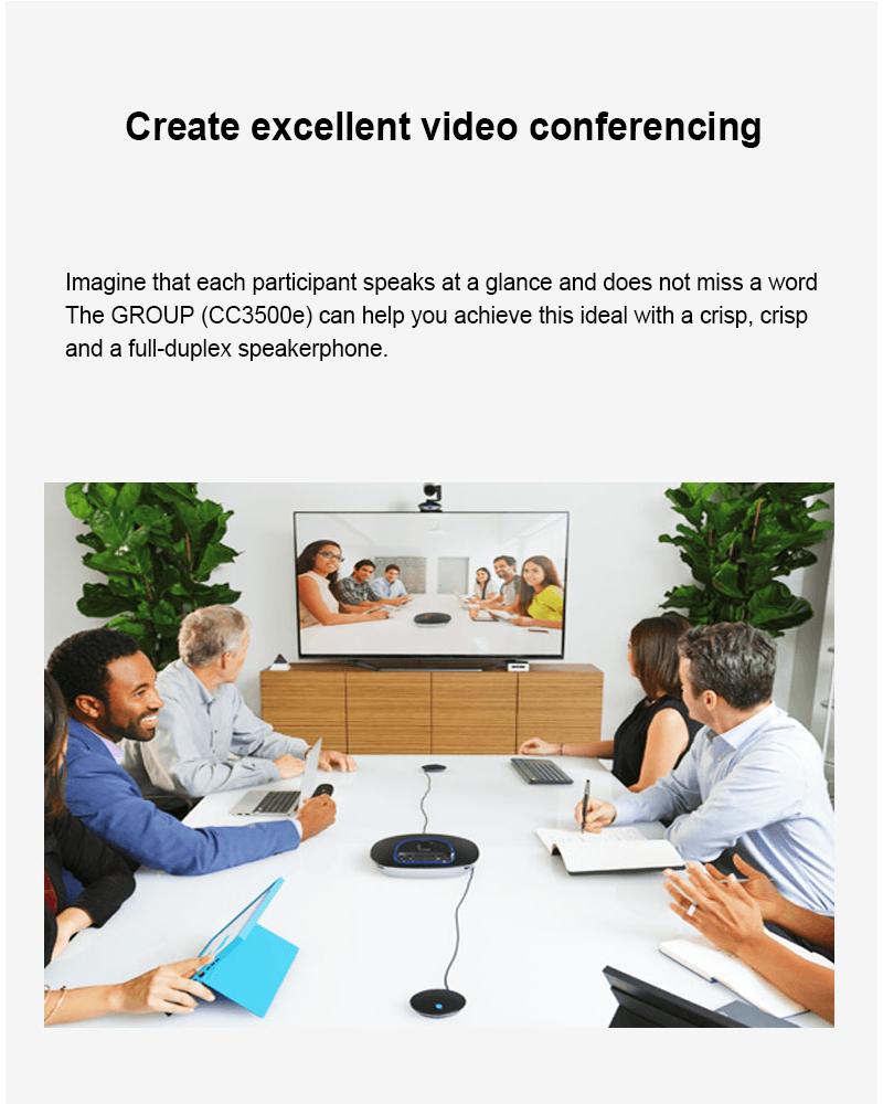 Logitech cc3500E webcam 5