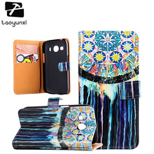 TAOYUNXI For Wallet Case Samsung Galaxy Ace 4 LTE G357FZ 4.3'' Mobile Phone Case Cover Samsung Ace Style LTE G357 SM-G357FZ(China)