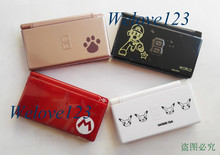 For Pocket Monster Edition Full/Complete Housing Cover for DSL NDSL for Nintendo DS Lite Console with High Quality