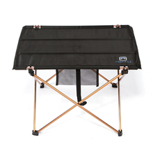 Lightweight Aluminium Alloy Portable Folding Table for Camping Outdoor Activties Foldable Picnic Barbecue Desk Folding Table(China)