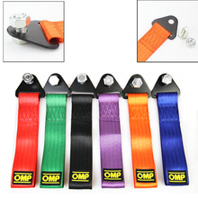 mr hello tow strap Universal High Quality Racing car tow strap/tow ropes/Hook/Towing Bars without Screws and nuts