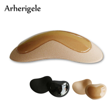 Buy Arherigele 3pair Self Adhesive Breast Petals Nipple Cover Pasties Chest Paste Silicone Inserts Breast Pad Sponge Push Bra Pad