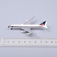 Inflight 500 Diecast 1/500 Airplane Model DELTA Airways CONVAIR 880 N8817E White Aircraft(China)