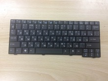 Brand New laptop Russian Keyboard forAcer Aspire One ZG5 D150 D210 D250 A110 A150 A150L ZA8 ZG8 Emachines EM250 RU Black