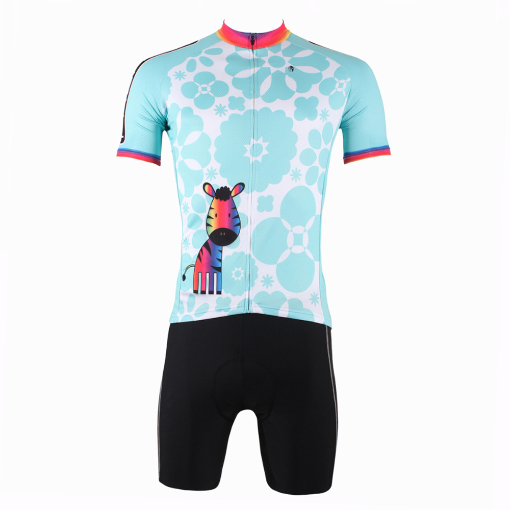 Cycling Jersey Men Ropa Ciclismo Bicycle Sportswear Cartoon Horse Cycling Clothing Men Short Sleeve Cycling Jersey Set X208 <br><br>Aliexpress