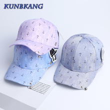2017 Trend Fashion Summer Graffiti Cotton Sun Hat Casual Anchor Music Baseball Cap Men Women Sports Hip-hop Snapback Caps Gorras
