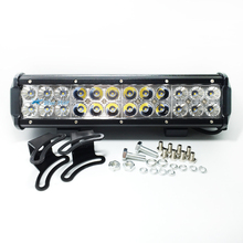 "12"" inch 72W car headlight LED Work Light Bar for Tractor Boat Off-Road 4WD 4x4 Truck SUV ATV Spot Flood Combo Beam 12v 24v(China)"