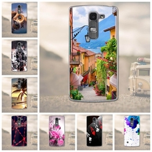 3D Cases for LG Spirit 4G LTE H440N H420 Cases Back Cover Silicon TPU Soft Phone Case for Fundas LG Spirit 4G LTE H420 Coque(China)