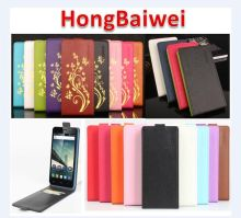 High quality  9 Colors Litchi  Up Down Open Flip Leather Mobile Phone Bag&Phone Case For Blackberry Priv  Cell Phone In Stock