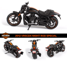 Brand New Maisto 1:18 Harley 2012 VRSCDX NIGHT ROD SPECIAL Die-casts model bike Collection FreeShipping