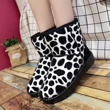 Qiu dong season big yards high-heeled boots fat mm fat younger sister autumn female shoes for foot wide obesity thick feet high