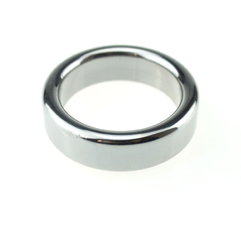 Diameter 38 41 47 50Mm Men Metal Cock Rings Juguetes Sexuales Stainless Steel Penis Rings Sex Delay Ring Male Sex Product