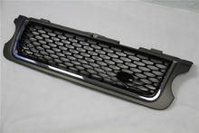 High quality chrome Black front grille mesh grill for Land Rover Range Rover 2010 2011 2012