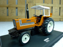 France replicagri 1:32 Fiat 880 (REP078) Tractor Models Alloy agricultural vehicle model(China)