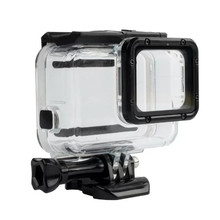 Buy 45m Waterproof Case Gopro Hero 5 Black Edition Go Pro 5 Case Mount Protective Housing Cover Gopro HERO5 Accessories GP421C for $10.13 in AliExpress store
