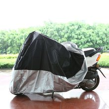 Waterproof Durable Motorcycle Cover M/L Motorbike Scooter Cover Rain UV Dust Prevention Dust-proof Accessory For Outdoor Hot