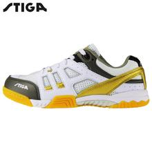 100% original Stiga Table Tennis Shoes Zapatillas Deportivas Mujer Mens ping pong racket shoe sport sneakers for men and women(China)