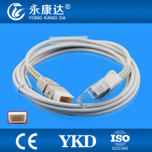 Spo2 extension cable, for BCI ,proved CE&ISO13485 Manufacturer(China)