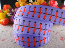 16010258, new arrival 7/8'' (22mm) 50 yards shoelace printed grosgrain ribbons cartoon ribbon hair accessories
