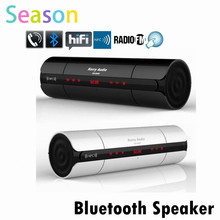 High Quality NFC FM HIFI Bluetooth Speaker Wireless Stereo Portable Loudspeakers Bluetooth Boombox Super Bass MP3 Player