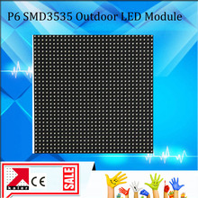 TEEHO 9pcs/lot P6 outdoor led display panel 192*192mm 1/8 scan Hub75 SMD3535 led display modules p6 outdoor(China)