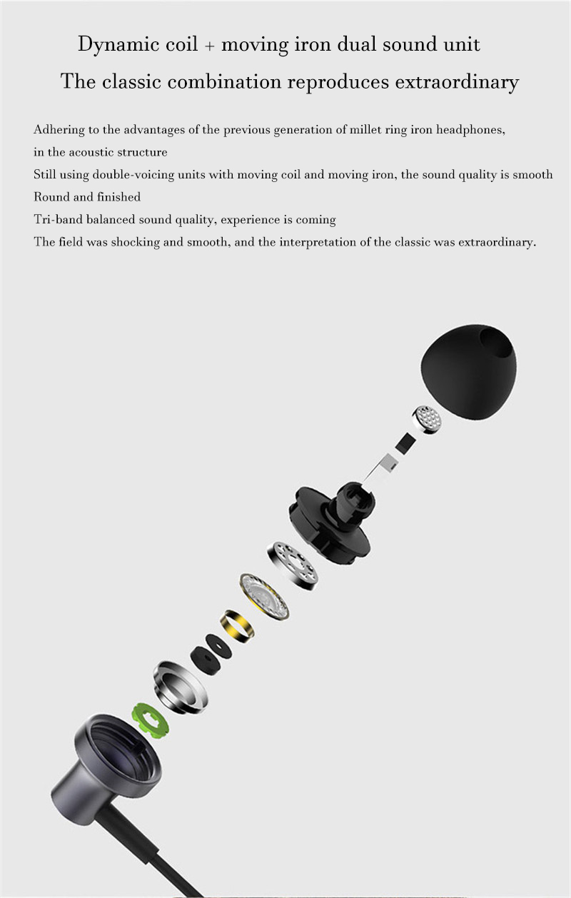 Mi In-Ear Headphones Pro2 (6)