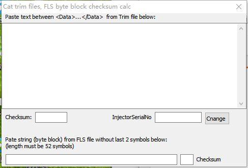 for Cat trim files checksum calculator<br><br>Aliexpress