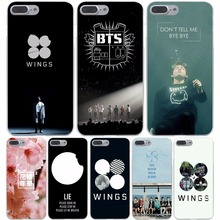 296X bts bangtan boys Taehyung RUN Hard Transparent Case for iPhone 7 7 Plus 6 6S Plus 5 5S SE 5C 4 4S 6splus 7plus