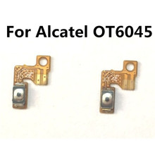 1pcs Original Power ON / OF Button Key Flex Cable FPC For Alcatel One Touch Idol 3 OT6045 6045Y 6045K 6045 Free Shipping