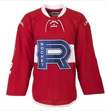 Rare Vintage Laval Rocket Hockey Jersey Embroidery Stitched Customize any  number and name Jerseys(China 61de0d4c0