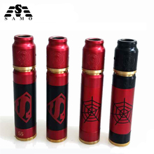 Buy HOT AV Mod Set e cigarette mechanical mod Spiderman&Superman kit 18650 battery 510 thread 24mm Diameter atomizer vape Kits for $19.00 in AliExpress store